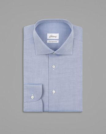 Bluette Twill Formal Shirt