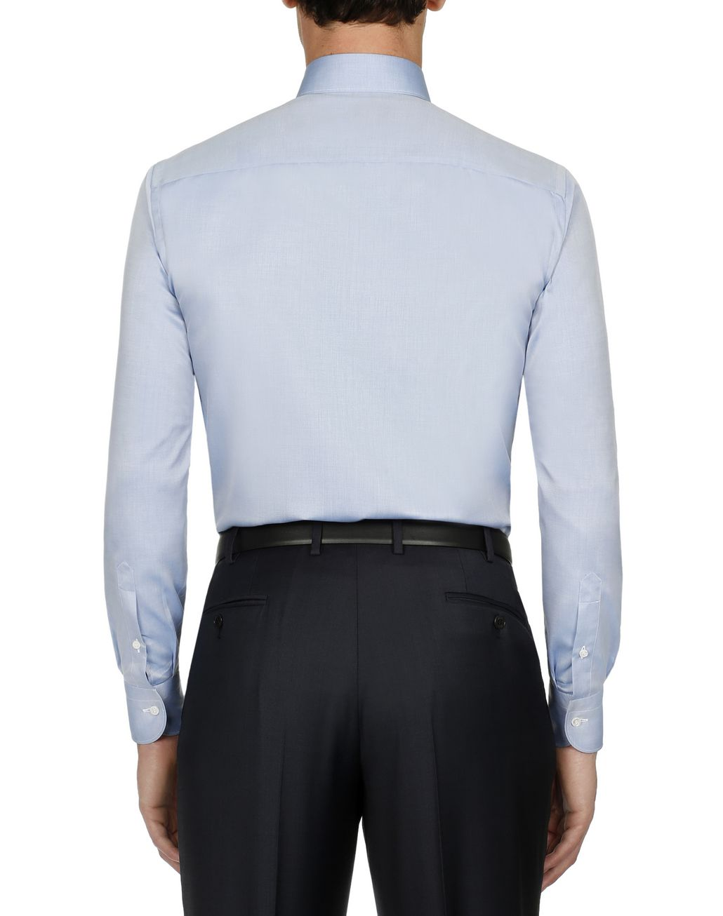 BRIONI Bluette Twill Formal Shirt Formal shirt Man d