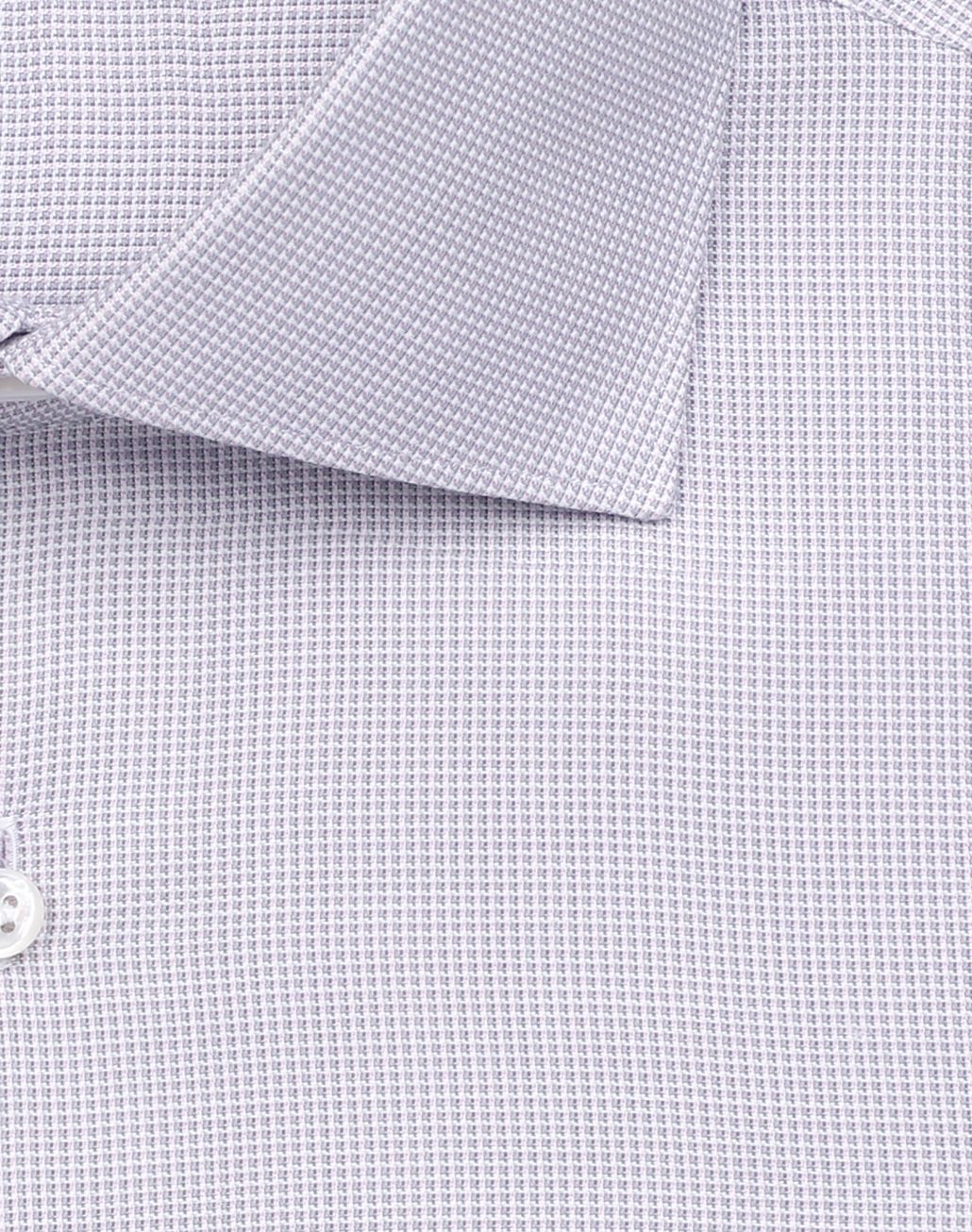 BRIONI White and Rose Micro Design Shirt Formal shirt Man e