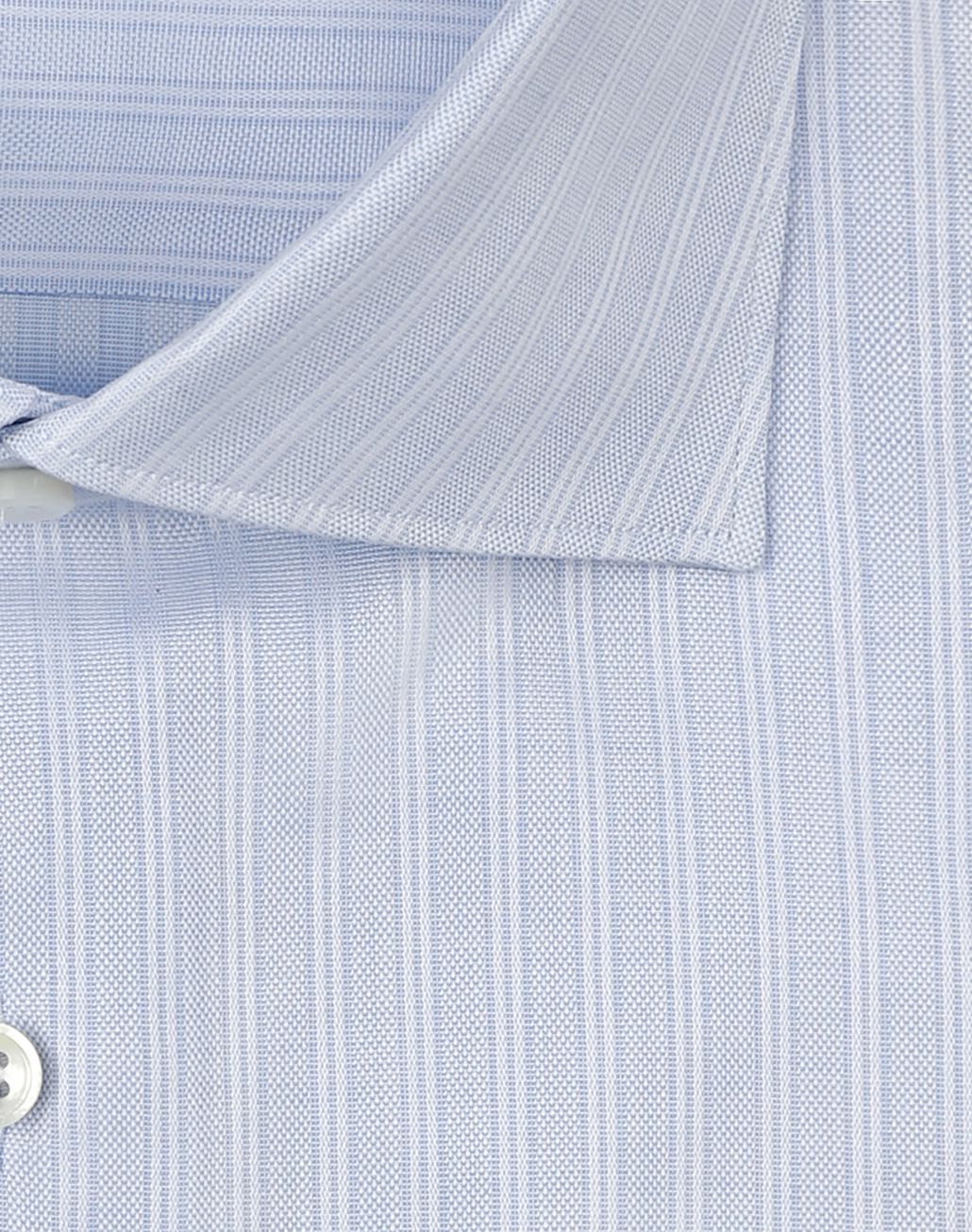 BRIONI Sky Blue Striped Formal Shirt Formal shirt [*** pickupInStoreShippingNotGuaranteed_info ***] e