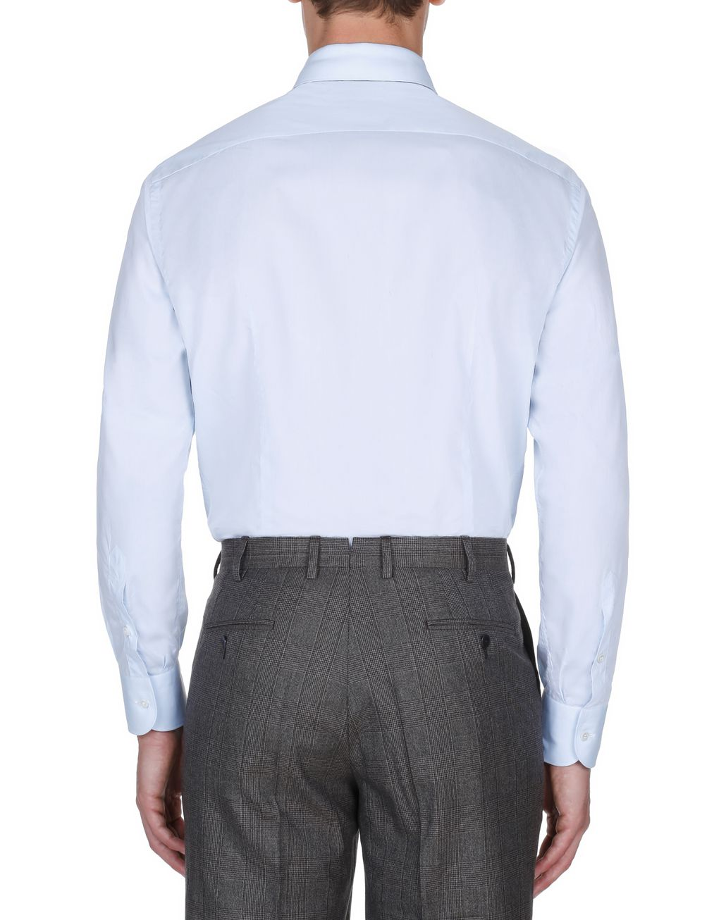 BRIONI Light Blue Formal Shirt Chemise habillée [*** pickupInStoreShippingNotGuaranteed_info ***] d