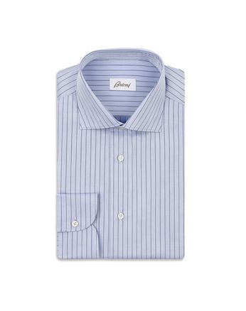 Bluette Striped Formal Shirt