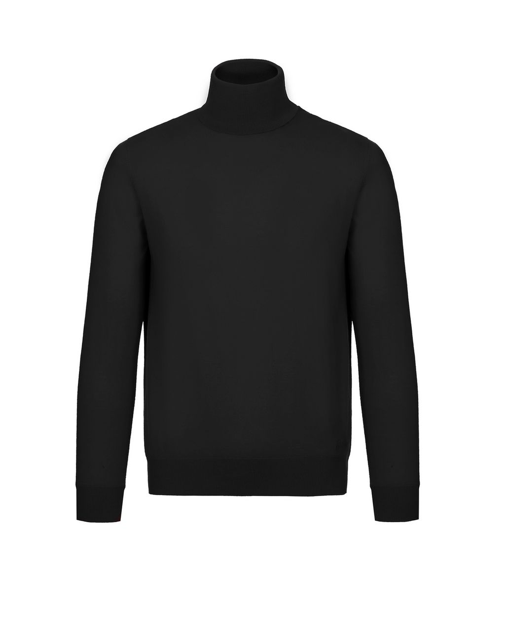BRIONI Black Turtleneck Sweater Knitwear [*** pickupInStoreShippingNotGuaranteed_info ***] f