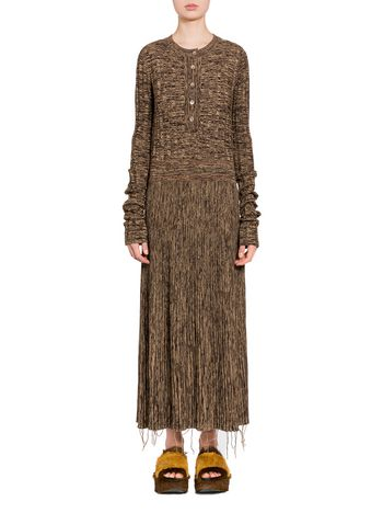 Marni Pure virgin wool dress Woman