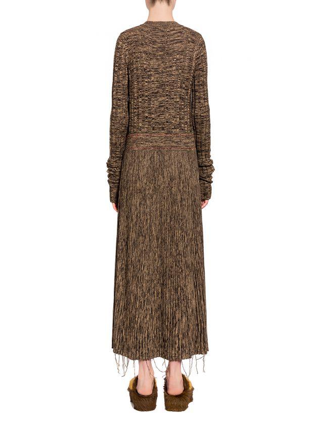 43c04a434700 Marni Abito in lana vergine Donna