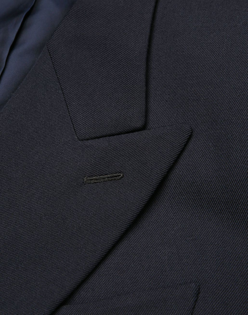 BRIONI Navy Blue Parioli Double Breasted Jacket Jackets [*** pickupInStoreShippingNotGuaranteed_info ***] e