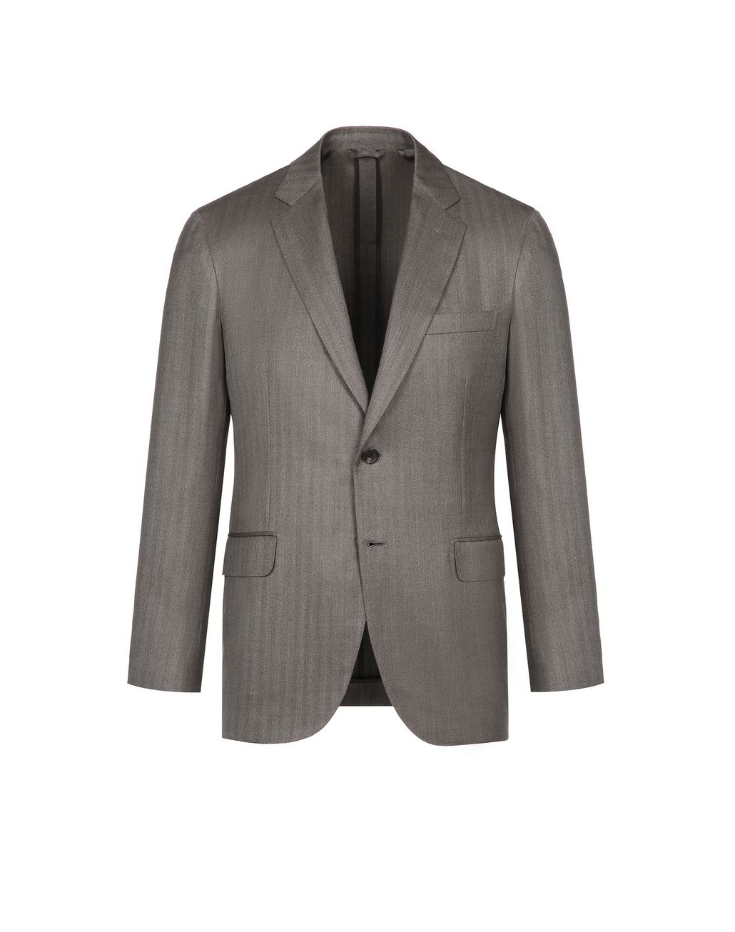 BRIONI Brown Ravello Jacket Jackets Man f