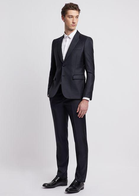 Men S Suits Emporio Armani