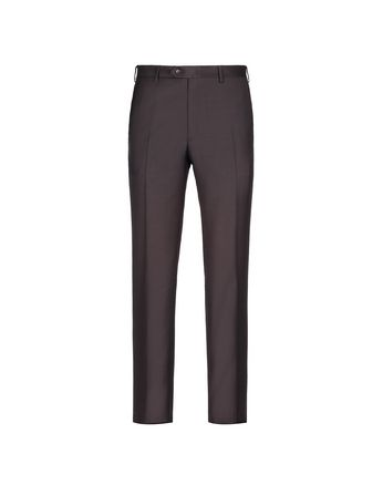 Brown Tigullio Trousers