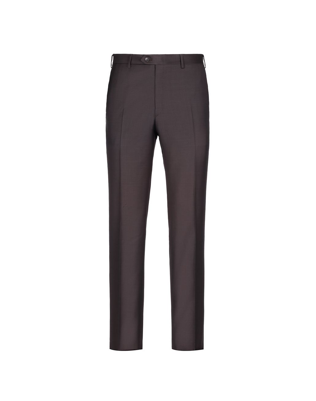 BRIONI Brown Tigullio Trousers Trousers Man f