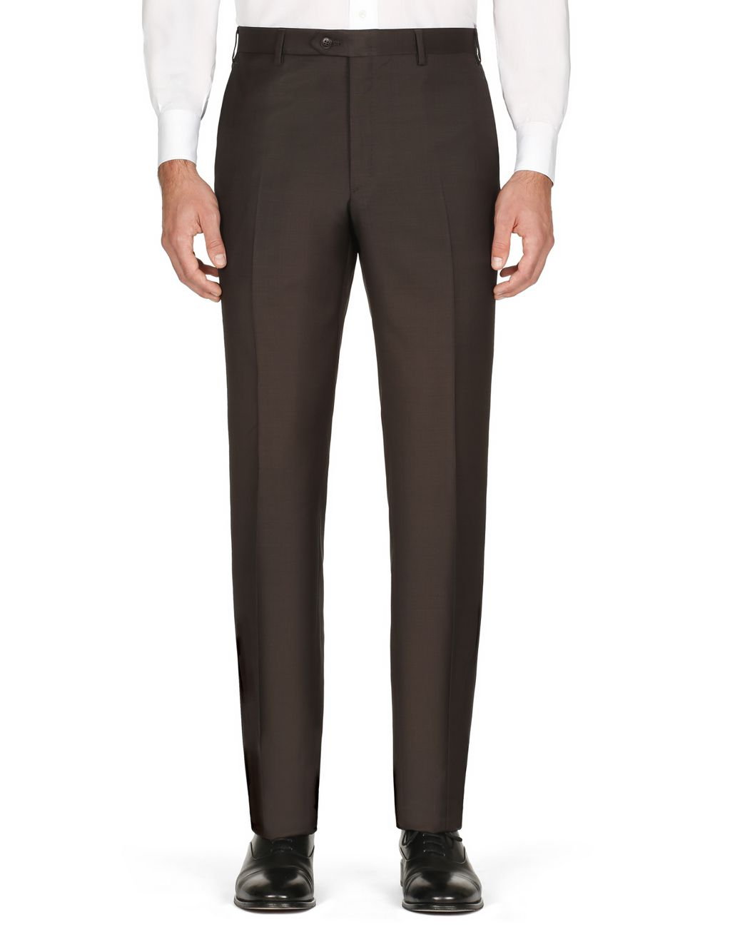 BRIONI Brown Tigullio Pants Trousers [*** pickupInStoreShippingNotGuaranteed_info ***] r