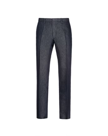 Navy Blue Chino Pants