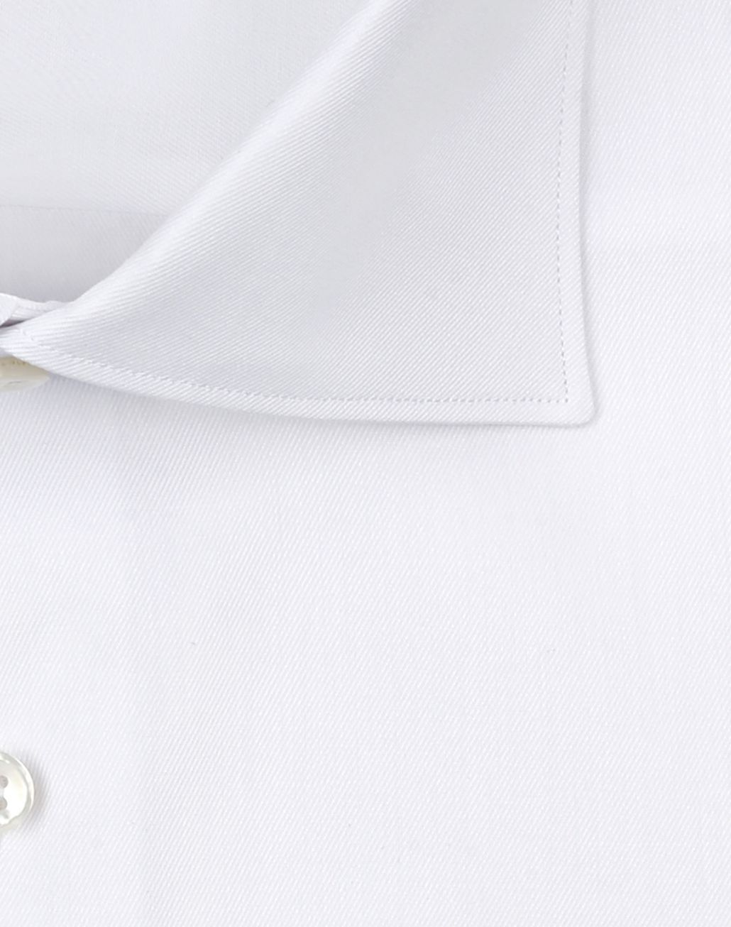 BRIONI White Twill Formal Shirt Formal shirt [*** pickupInStoreShippingNotGuaranteed_info ***] e