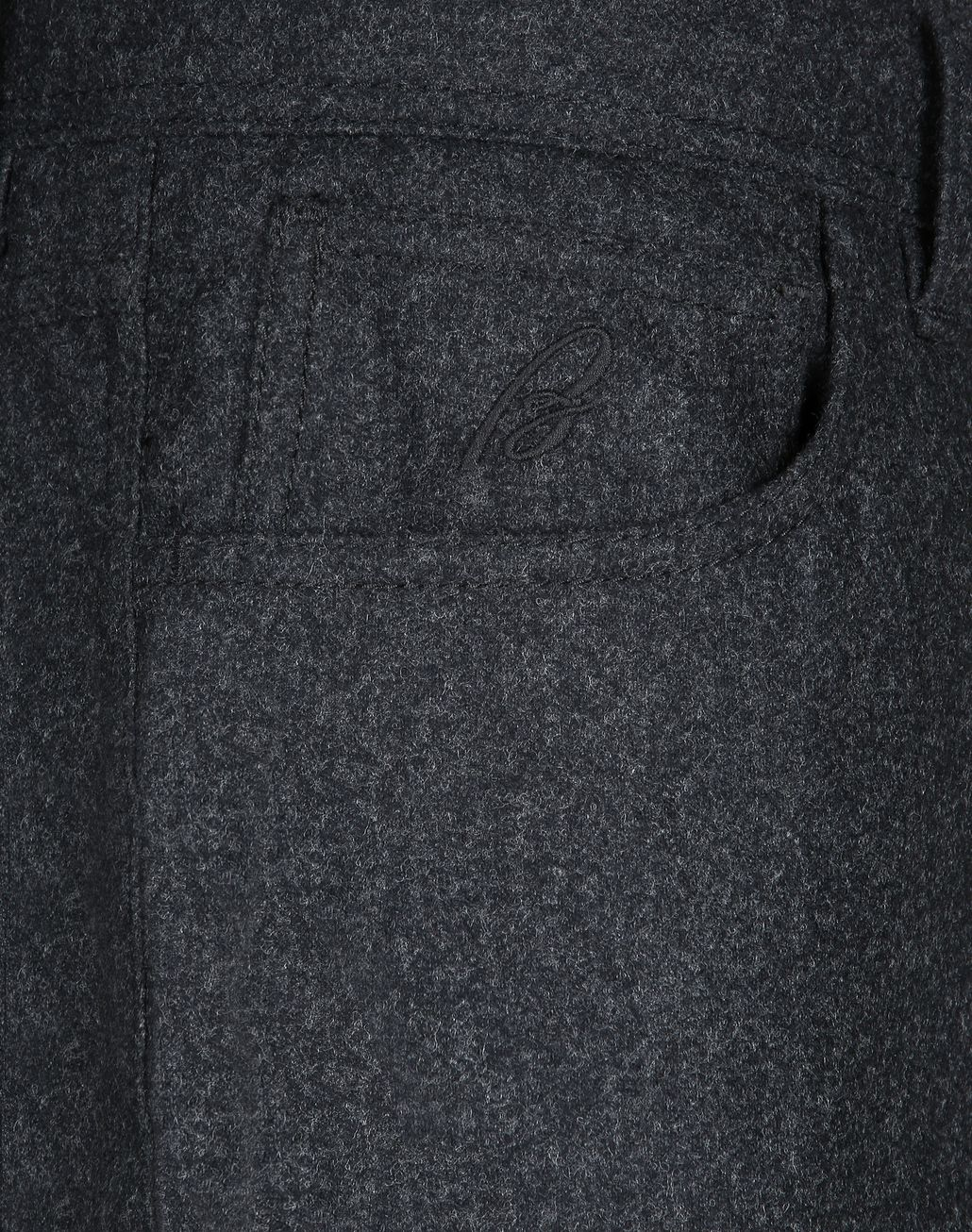 BRIONI Antrachite Trousers Trousers [*** pickupInStoreShippingNotGuaranteed_info ***] e