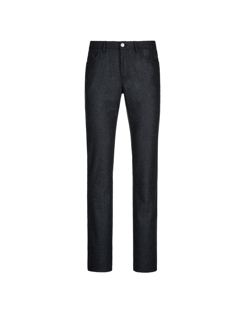 BRIONI Antrachite Trousers Trousers Man f