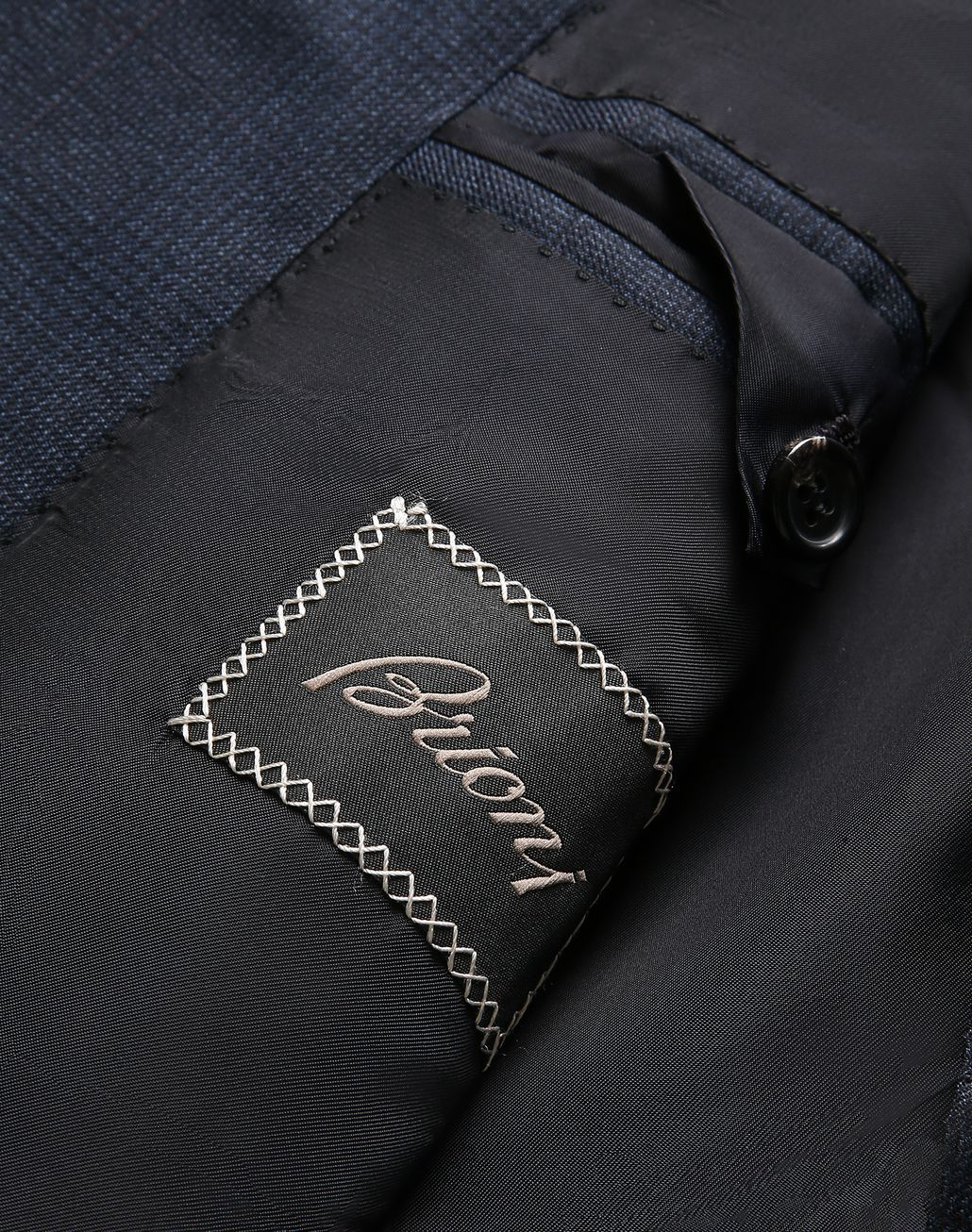 BRIONI Тёмно-синий непарный костюм Parioli  Suits & Jackets [*** pickupInStoreShippingNotGuaranteed_info ***] a