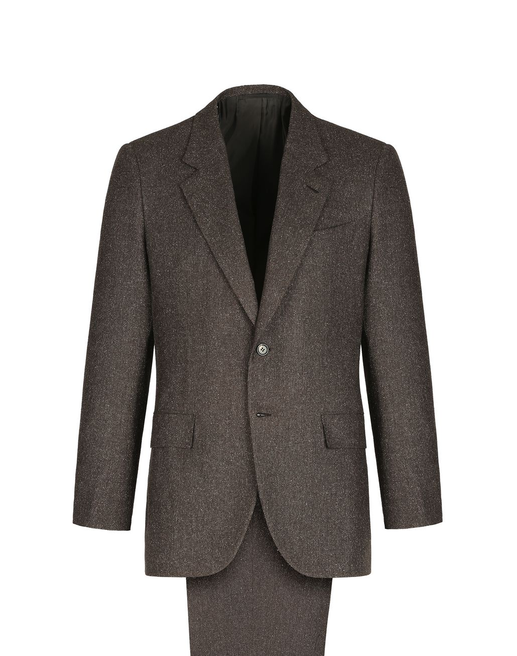 BRIONI Abito Parioli Marrone Scuro   Suits & Jackets Uomo f