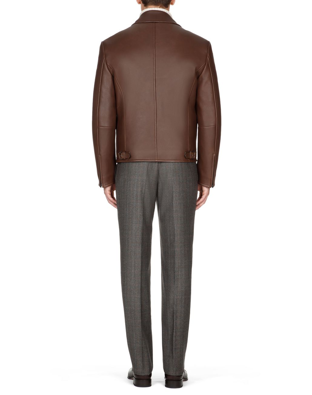 BRIONI Havana Elk Perfect Jacket   Outerwear Man d