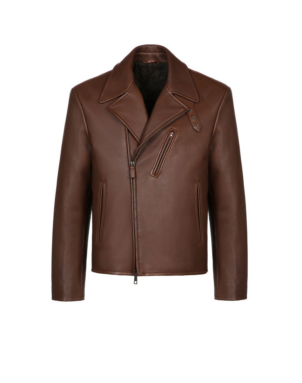 BRIONI Havana Elk Perfect Jacket   Outerwear Man f