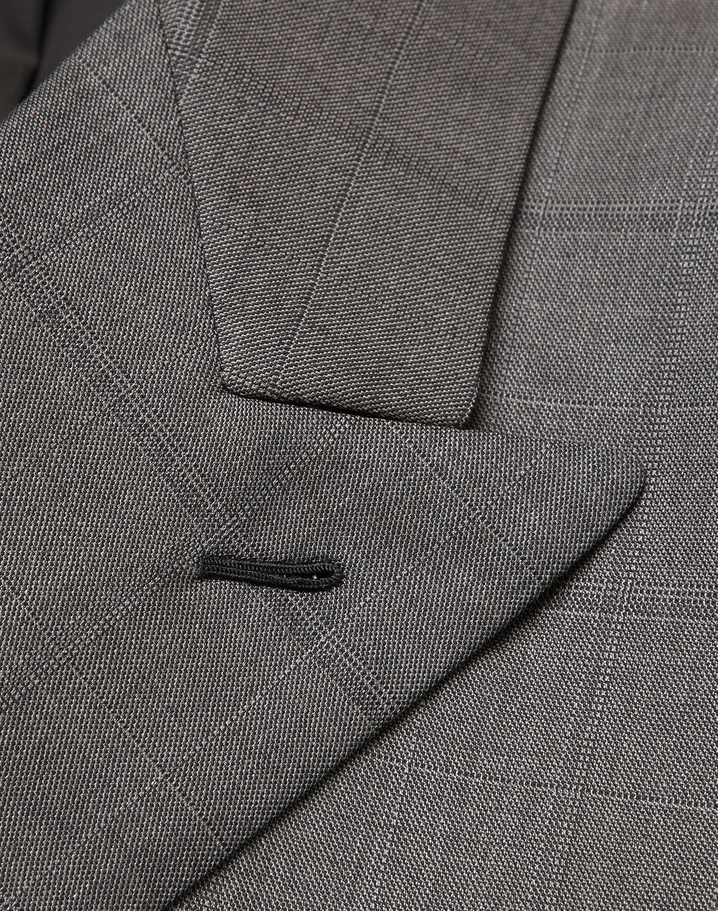 BRIONI Gray Parioli Double-Breasted Suit    Suits & Jackets Man e