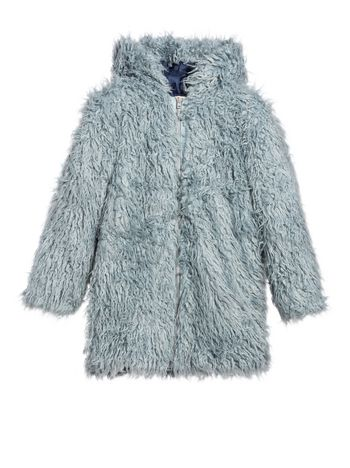 Marni ECO LONG FUR JACKET Woman