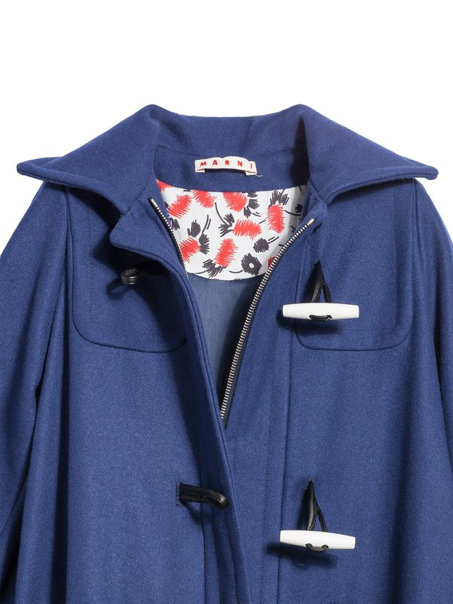 Marni A-LINE WOOL COAT  Woman - 4