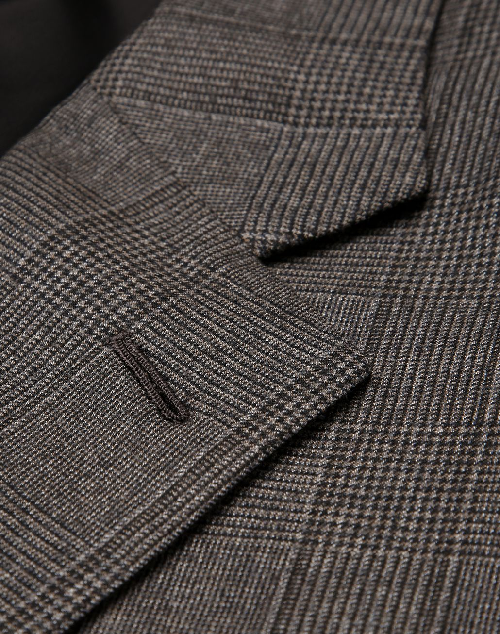 BRIONI Светло-коричневый костюм Parioli в клетку Suits & Jackets [*** pickupInStoreShippingNotGuaranteed_info ***] e