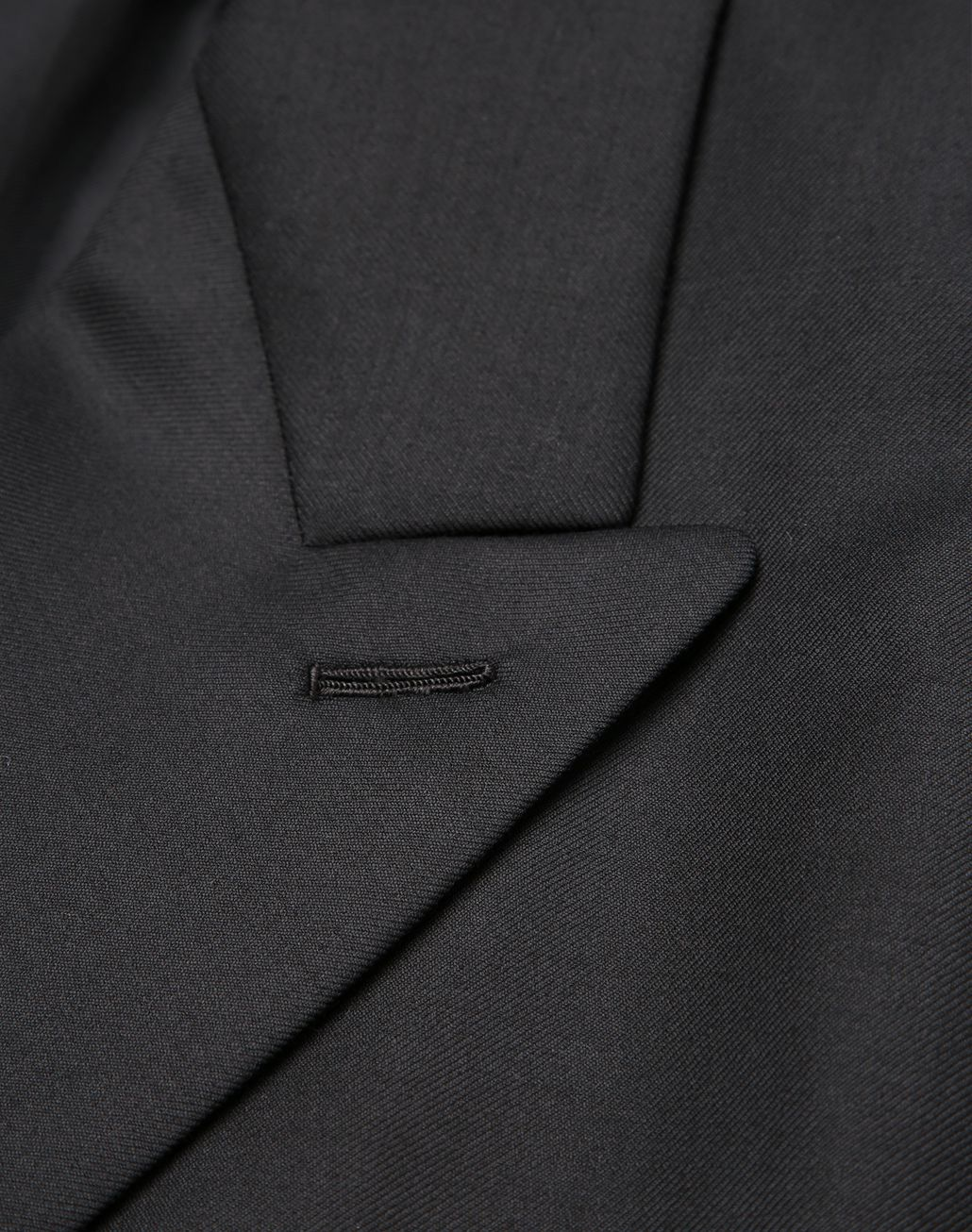 BRIONI Black Asmara Double-Breasted Suit Suits & Jackets Man e