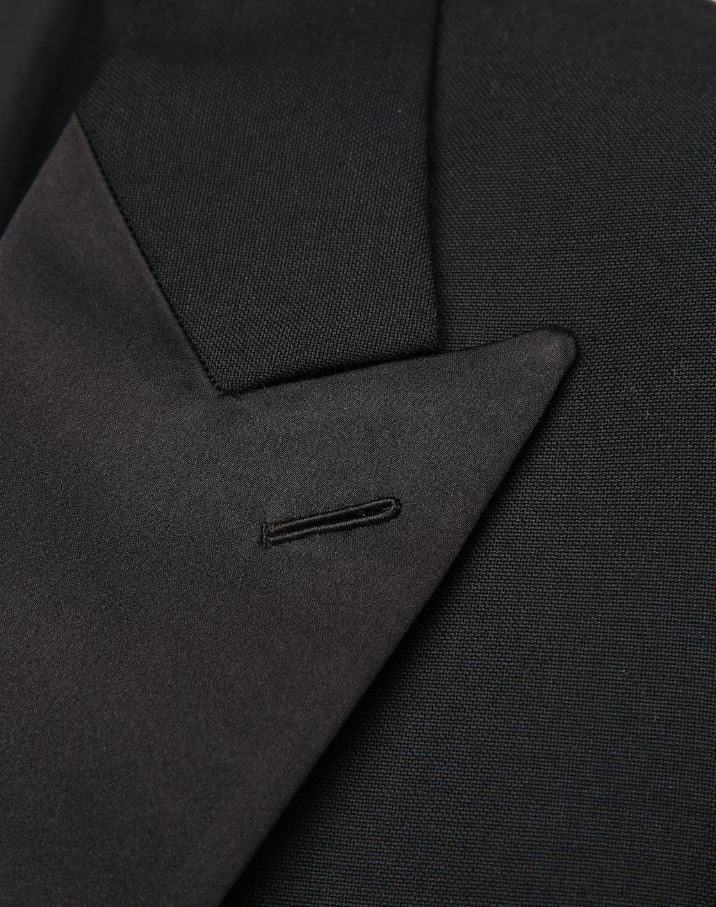 BRIONI Black Parioli Tuxedo Suit  Suits & Jackets Man e