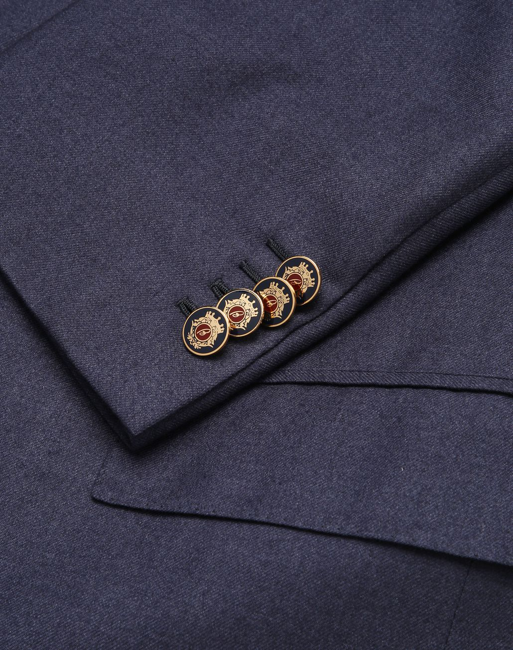 BRIONI Navy Blue Ravello Jacket Jackets [*** pickupInStoreShippingNotGuaranteed_info ***] a