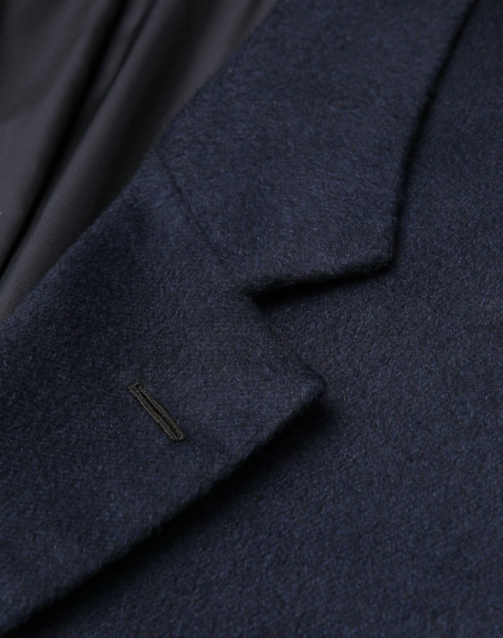 BRIONI Midnight Blue Priverno Coat Outerwear [*** pickupInStoreShippingNotGuaranteed_info ***] e