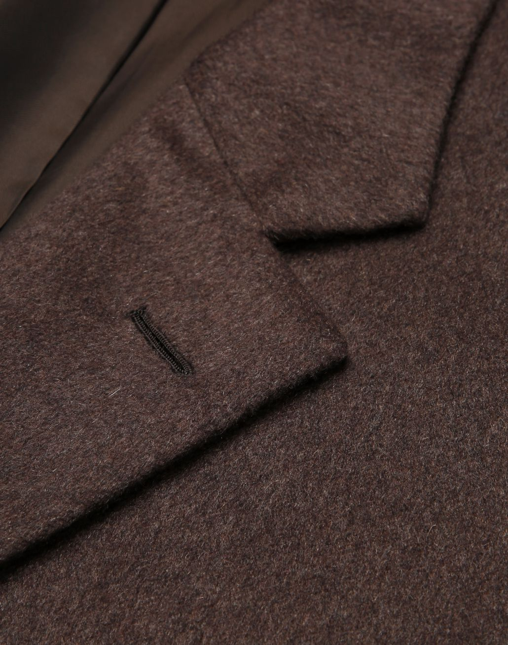 BRIONI Brown Priverno Coat Outerwear [*** pickupInStoreShippingNotGuaranteed_info ***] e