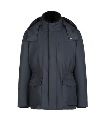 Midnight Blue Field Jacket