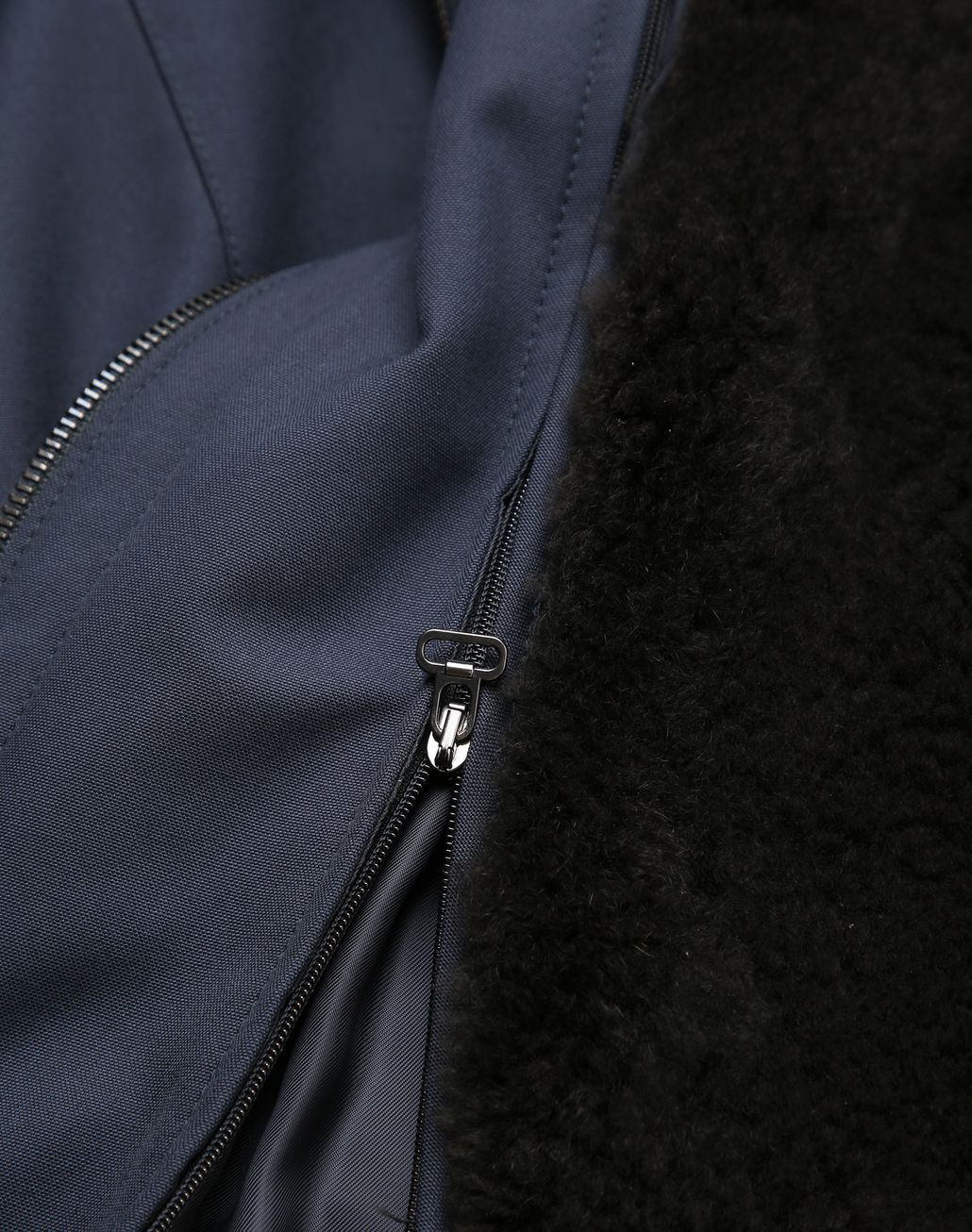 BRIONI Midnight Blue Field Jacket Outerwear [*** pickupInStoreShippingNotGuaranteed_info ***] e