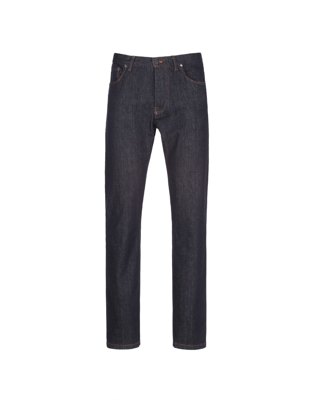 BRIONI Dark Blue Jeans Denim Man f