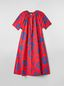Marni Dress in poplin with Belou print Woman - 2