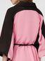 Marni Bi-colored dress in cotton and linen drill Woman - 5
