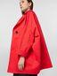 Marni Kimono jacket in cotton and linen drill Woman - 5