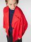 Marni Kimono jacket in cotton and linen drill Woman - 4