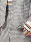 Marni 3-button jacket in micro check jacquard Man - 4