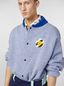 Marni Jacket in techno cotton with patch Man - 5
