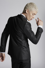 DSQUARED2 Dots Lamé London Blazer JACKET/BLAZER Man