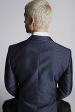 DSQUARED2 Flower Jaquard New Beverly Blazer Blazer Man