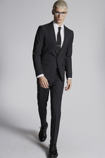 DSQUARED2 Micro Check Wool London Suit Костюм Для Мужчин
