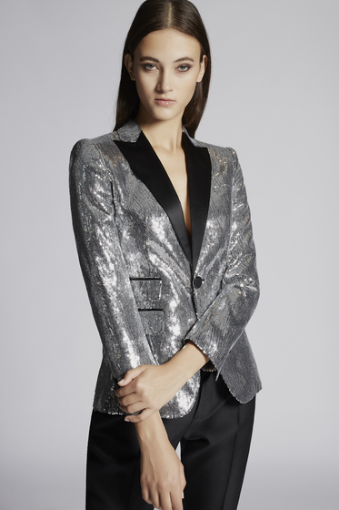 DSQUARED2 Blazer Woman S72BN0556S49573710 m