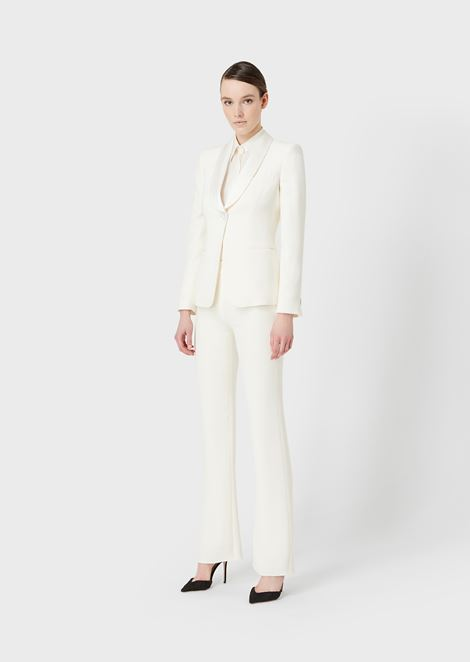 Women S Suits Combined Giorgio Armani