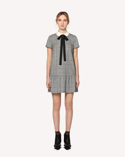 REDValentino Short dress Woman RR3VA7F84AK 0NO f