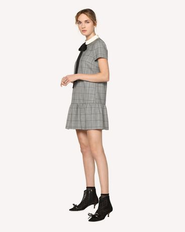 REDValentino RR3VA7F84AK 0NO Short dress Woman d