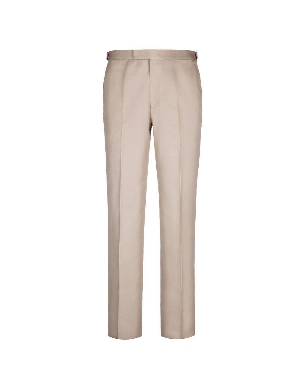 BRIONI Бежевые брюки чинос   Брюки [*** pickupInStoreShippingNotGuaranteed_info ***] f