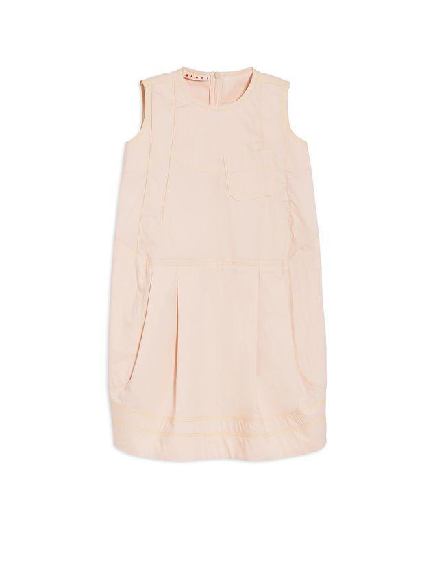 Marni SLEEVELESS COTTON POPELINE DRESS Woman - 1
